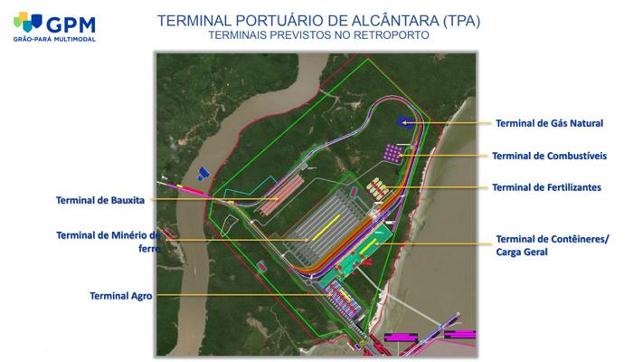 Terminal Portuário de Alcântara